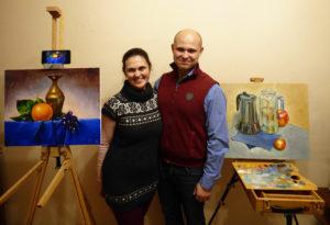 уроки рисования маслом в Киеве
