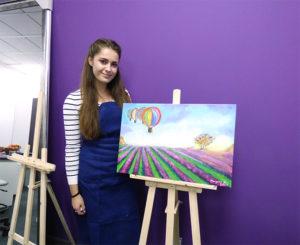 уроки рисования Пугач Андрей