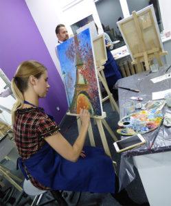 уроки художника Киев