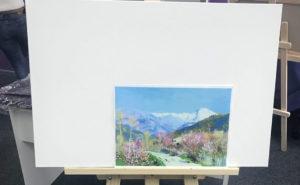 как рисовать на мастер классе
