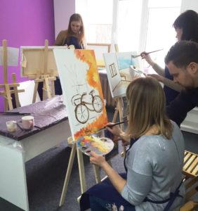 художника мастер-класс киев