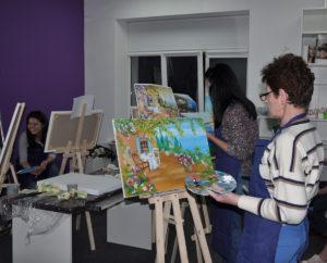 уроки по масляной живописи в киеве