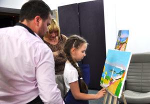 детские уроки рисования в Киеве