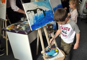 рисования для детей в киеве