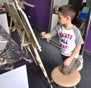 уроки рисования для детей киев