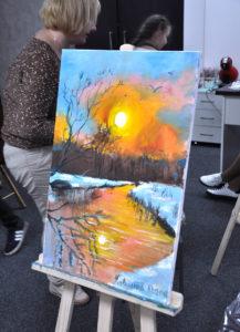 художественные уроки для детей киев