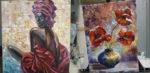 Мастер-класс масляными красками в Киеве
